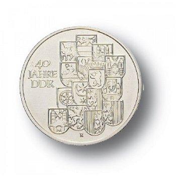 10-Mark-Münze 1989, 40 Jahre DDR, DDR