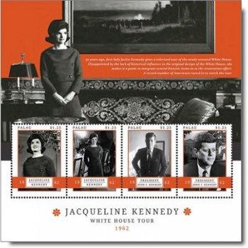 Jackie Kennedy - Briefmarken-Block postfrisch, Palau