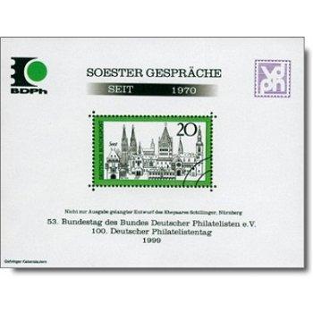 Soester Gespräche 1970 - Faksimiledruck, Bund