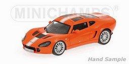 Modellauto:Melkus RS 2000 von 2010, orange(Minichamps, 1:43)