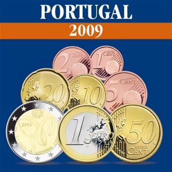 Portugal - Kursmünzensatz 2009