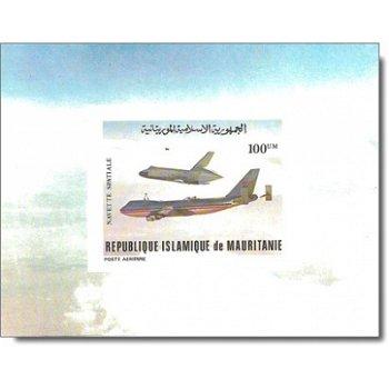 Erster Flug des Raumtransporters Space Shuttle - Briefmarken-Block ungezähnt postfrisch, Katalog-Nr.