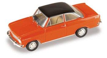 Modellauto:Opel Kadett A Coupé von 1963, rot(Starline Models, 1:43)