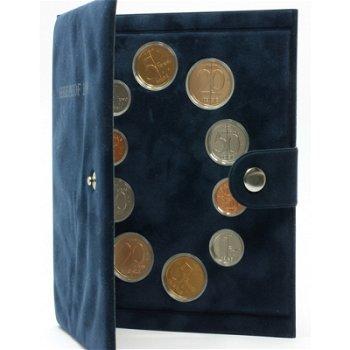 Kursmünzensatz 1999, Belgien, Polierte Platte
