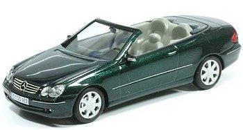 Busch, Mercedes-Benz CLK 320 Cabrio von 2003, 1:87
