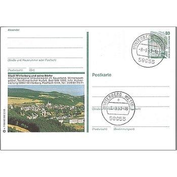 5788 Winterberg und seine Dörfer - Bildpostkarte