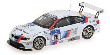 "Modellauto:BMW M3 GT2 (E92) # 26BMW Motorsport Priaulx/Werner/Adorf/Müller""24h Nürburgring 2010""(Min"