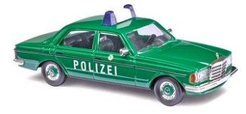 Modellauto:Mercedes-Benz W 123 Polizei(Busch, 1:87)