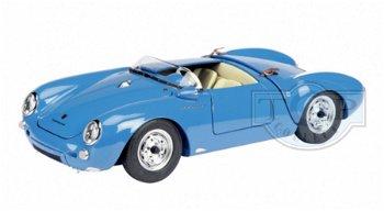 Modellauto:Porsche 550 Spyder von 1954, blau(Schuco, 1:18)