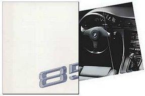 Prospekt:BMW 850i - Einladung zur Premiere