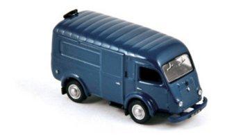 Modellauto:Renault 1000 Kg von 1953, blau(Norev, 1:87)