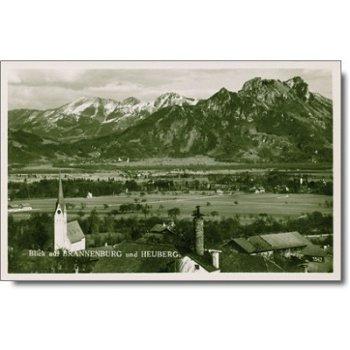 "8204 Brannenburg - Postkarte ""Stadtansicht"""