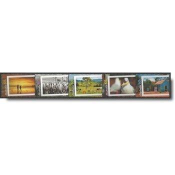 Fotowettbewerb: Living Australian – Briefmarken postfrisch, Katalog-Nr. 3775-3779, Australien