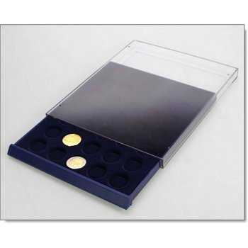 SAFE Münz-Schubladenelement NoVa, für 20 Münzen mit 41 mm, Safe 6341