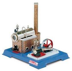 Dampfmodell:Dampfmaschine D 10(Wilesco)