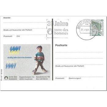 4500 Osnabrück - Bildpostkarte