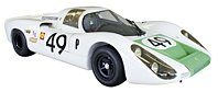 Modellauto:Porsche 907 Kurzheck(Schuco, 1:43)
