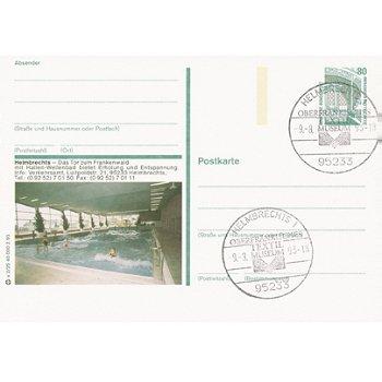 8662 Helmbrechts - Bildpostkarte
