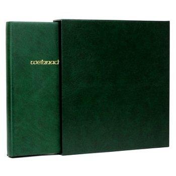 Weihnachten - LINDNER Einbandset, grün