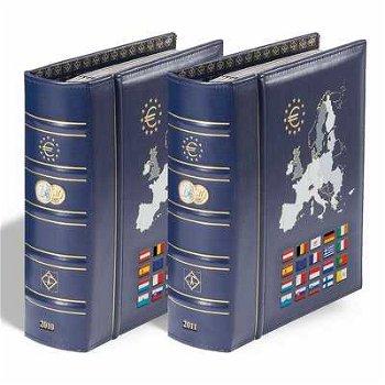 Münzalbum VISTA Euro-Jahrgangsalbum 2015, inkl. Schutzkassette, Leuchtturm 346477