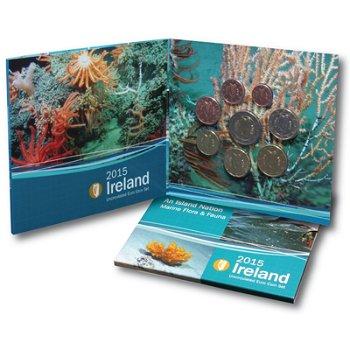 Kursmünzensatz 2015, Meeresflora und Fauna - Irland