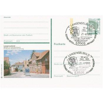 6456 Langeselbold - picture postcard