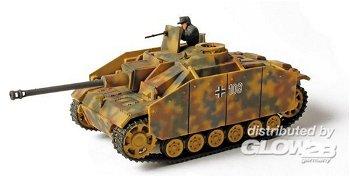 Militaria-ModellDeutsches Sturmgeschütz IIIAusführung G, Ostfront 1943(Forces of Valor, 1:72)