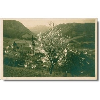 7231 Mariazell - Postcard & quot; City view & quot;