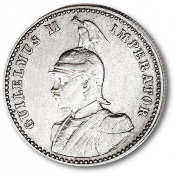 1/4 Rupie Deutsch-Ostafrika, Katalog-Nr. 720, Deutsche Kolonien