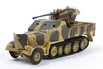 Modell:Deutsche Halbkette SD Kfz. 7/2mit 37 mm Flak,Ostfront 1943(Unimax/Forces of Valor, 1:72)