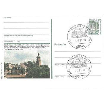 8679 Oberkotzau - picture postcard