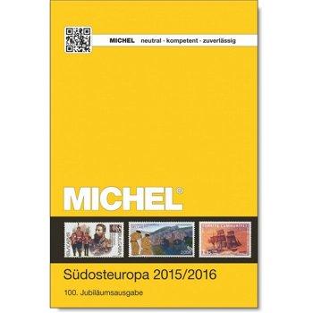 MICHEL Briefmarken-Katalog Südosteuropa 2015/2016 in Farbe