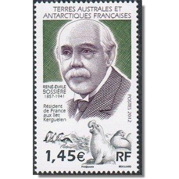 René-Emile Bossière - Briefmarke postfrisch, Katalog-Nr. 778, TAAF