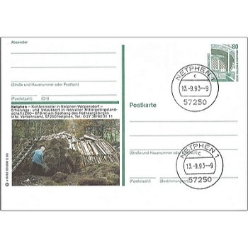5902 Netphen - picture postcard
