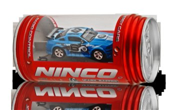 RC-Modell:Mini Energy Racer in der Dose(NINCO)