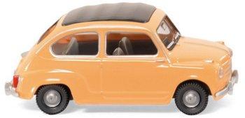 Modellauto:NSU Fiat Jagst(Wiking, 1:87)