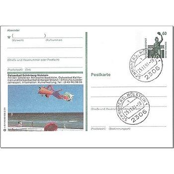2306 Schönberg / Holstein - picture postcard