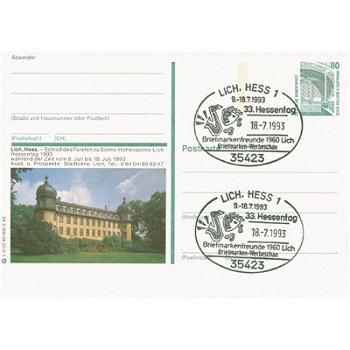 6302 Lich, Hessen - picture postcard