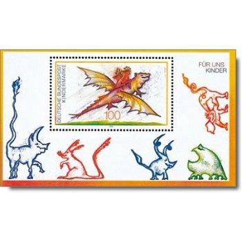 Für uns Kinder 1994, Block 30 postfrisch, Katalog-Nr. 1754, Bundesrepublik