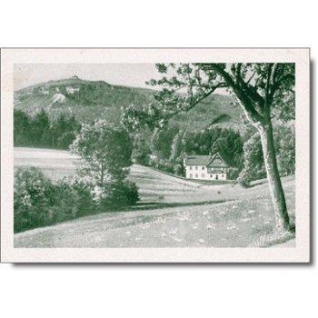 """8813 Waltzersdorf bei Zitau - Postkarte """"Gasthaus"""""""