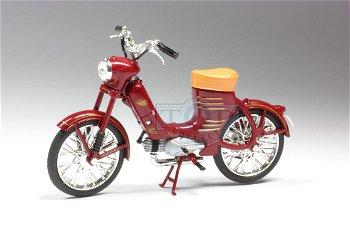 Modell:Jawa 50 Pionýr von 1955, rot(Abrex, 1:18)