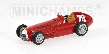 Alfa Romeo 159 Alfetta mit # 3 von 1951, Minichamps, 1:43