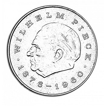"20-Mark-Münze 1972 ""Wilhelm Pieck"", DDR"