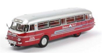 Modellbus:NWF BS 300 Bus- Bodensee Perle -(Brekina, 1:87)