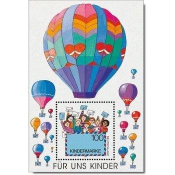 Für uns Kinder 1997, Block 40 postfrisch, Katalog-Nr. 1933, Bundesrepublik