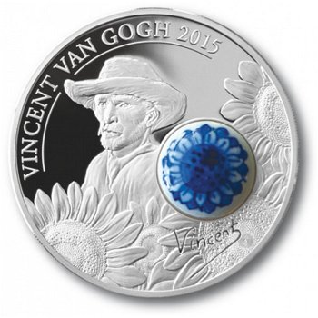 Königliches Porzellan, Silbermünze, Cook-Inseln