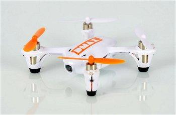 RC-Modell:X4 Micro Quadcopter Spy DMAX, 2,4 GHz, 100% RTF(Carson RS Sport)