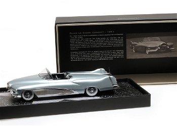 Modellauto:American Dream Cars CollectionBuick Le Sabre Concept von 1951(Minichamps, 1:18)