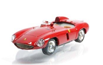 Modellauto:Ferrari 750 MonzaCarrozzeria Scaglietti - Prova -, rot(Art Model, 1:43)
