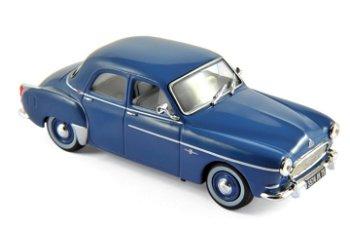 Modellauto:Renault Frégate von 1959, blau(Norev, 1:43)